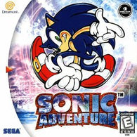 Sonic Adventure (Sega Dreamcast) Pre-Owned: Game, Manual, and Case
