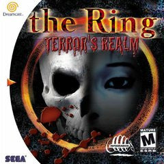 The Ring: Terror's Realm (Sega Dreamcast) Pre-Owned: Game, Manual, and Case