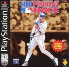 MLB Pennant Race (Playstation 1) Pre-Owned: Game, Manual, and Case