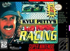 Kyle Petty's No Fear Racing (Super Nintendo / SNES) Pre-Owned: Cartridge Only