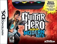 Guitar Hero On Tour: Modern Hits (Nintendo DS) Pre-Owned: Cartridge Only