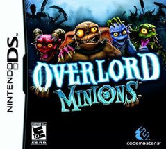 Overlord: Minions (Nintendo DS) Pre-Owned: Game, Manual, and Case
