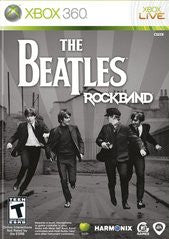 The Beatles: Rock Band (Xbox 360) Pre-Owned: Game, Manual, and Case