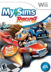 MySims Racing (Nintendo Wii) Pre-Owned: Game, Manual, and Case