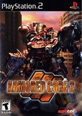 Armored Core 3 (Playstation 2 / PS2) Pre-Owned: Game, Manual, and Case