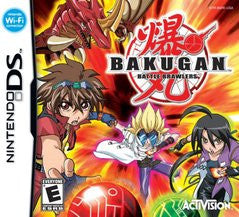 Bakugan Battle Brawlers (Nintendo DS) Pre-Owned: Cartridge Only