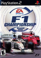 F1 Championship Season 2000 (Playstation 2 / PS2) Pre-Owned: Game, Manual, and Case