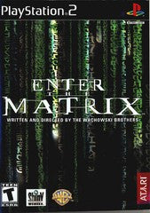 Enter the Matrix (Playstation 2 / PS2) Pre-Owned: Game, Manual, and Case