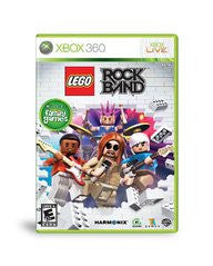 LEGO Rock Band (Xbox 360) Pre-Owned: Disc Only
