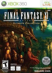Final Fantasy XI The Ultimate Collection (Xbox 360) Pre-Owned: Disc Only