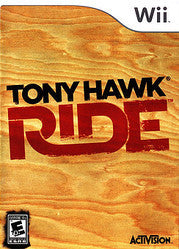 Tony Hawk: Ride (Game Only) (Nintendo Wii) Pre-Owned: Game, Manual, and Case