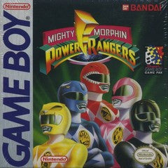 Mighty Morphin Power Rangers (Nintendo Game Boy) Pre-Owned: Cartridge Only