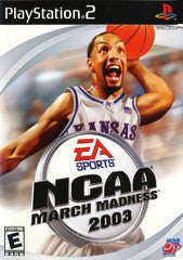 NCAA March Madness 2003 (Playstation 2 / PS2) Pre-Owned: Game, Manual, and Case