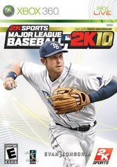 MLB 2K10 (Xbox 360) Pre-Owned: Game, Manual, and Case