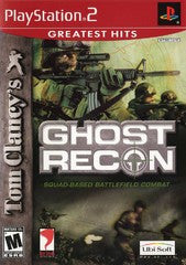 Ghost Recon (Playstation 2 / PS2) Pre-Owned: Game, Manual, and Case
