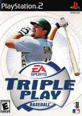 Triple Play Baseball (Playstation 2 / PS2) Pre-Owned: Game, Manual, and Case