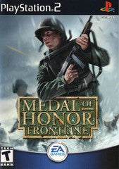 Medal of Honor Frontline (Playstation 2 / PS2) Pre-Owned: Game and Case