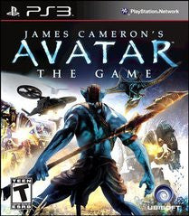 Avatar (Playstation 3) Pre-Owned: Game, Manual, and Case
