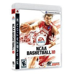 NCAA Basketball 10 2010 (Playstation 3 / PS3) Pre-Owned: Game, Manual, and Case