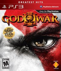 God of War III (Playstation 3 / PS3) Pre-Owned: Game, Manual, and Case