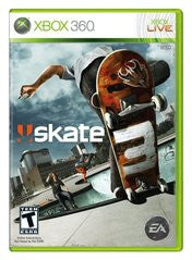 Skate 3 (Xbox 360) Pre-Owned: Game, Manual, and Case