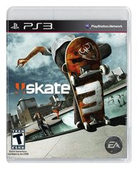 Skate 3 (Playstation 3 / PS3) Pre-Owned: Game, Manual, and Case