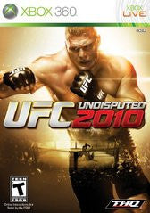 UFC Undisputed 2010 (Xbox 360) Pre-Owned: Game, Manual, and Case