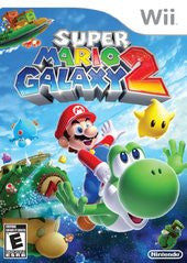 Super Mario Galaxy 2 (Nintendo Wii) Pre-Owned: Game, Manual, and Case