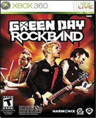 Green Day: Rock Band (Xbox 360) NEW