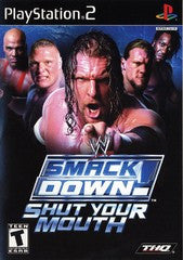 WWE Smackdown Shut Your Mouth (Playstation 2 / PS2)
