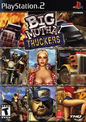 Big Mutha Truckers (Playstation 2 / PS2) Pre-Owned: Game, Manual, and Case