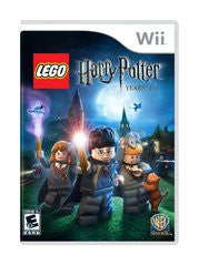 LEGO Harry Potter: Years 1-4 (Nintendo Wii) Pre-Owned: Game, Manual, and Case