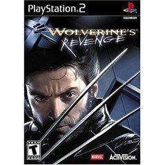 X-men Wolverines Revenge (Playstation 2 / PS2) Pre-Owned: Game, Manual, and Case