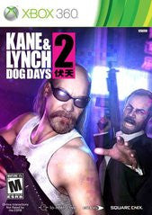 Kane & Lynch 2: Dog Days (Xbox 360) Pre-Owned: Disc(s) Only
