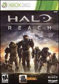 Halo: Reach (Xbox 360) Pre-Owned: Game, Manual, and Case