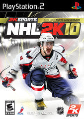 NHL 2K10 (Playstation 2 / PS2) Pre-Owned: Game, Manual, and Case