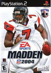 Madden 2004 (Playstation 2 / PS2) Pre-Owned: Disc Only