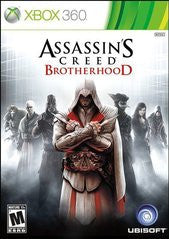 Assassin's Creed: Brotherhood  (Xbox 360) Pre-Owned: Game, Manual, and Case