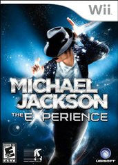 Michael Jackson: The Experience (Nintendo Wii) Pre-Owned: Game, Manual, and Case