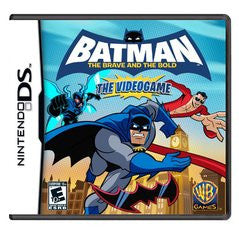 Batman Brave & the Bold (Nintendo DS) Pre-Owned: Game, Manual, and Case
