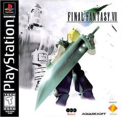 Final Fantasy VII 7 - Black Label - ((Disc 3 Only)) - (Playstation 1 / PS1) Pre-Owned: Disc Only