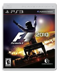 F1 2010 (Playstation 3 / PS3) Pre-Owned: Game, Manual, and Case