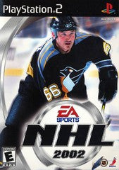NHL 2002 (Playstation 2 / PS2) Pre-Owned: Game, Manual, and Case