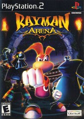Rayman Arena (Playstation 2 / PS2) Pre-Owned: Game, Manual, and Case