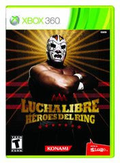 Lucha Libre Heroes Del Ring (Xbox 360) Pre-Owned: Game and Case
