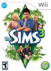 The Sims 3 (Nintendo Wii) Pre-Owned: Game, Manual, and Case