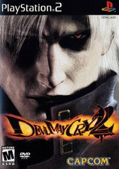 Devil May Cry 2 (Playstation 2) Pre-Owned: Game, Manual, and Case
