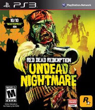 Red Dead Redemption Undead Nightmare Collection (Playstation 3) Pre-Owned: Game, Manual, and Case