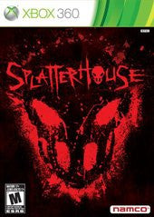 Splatterhouse (Xbox 360) Pre-Owned: Game, Manual, and Case