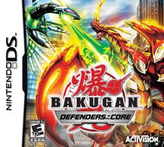 Bakugan: Defenders of the Core (Nintendo DS) Pre-Owned: Cartridge Only